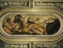 Veronese, Evangelist Matthaeus by AKG  Images