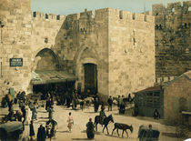 Jerusalem, Jaffator / Photochrom by AKG  Images