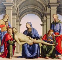 Perugino, Pieta von AKG  Images