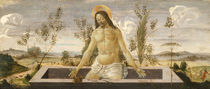Botticelli, Christus im Grabe by AKG  Images
