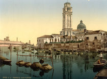 Venedig, S.Pietro di Castello,Photochrom by AKG  Images