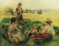 A.Renoir, Landschaft bei Berneval by AKG  Images