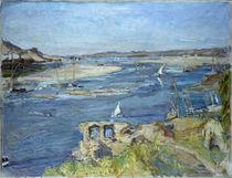 Slevogt, Der Nil bei Assuan/ 1914 by AKG  Images