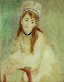 A.Renoir, Bildnis einer jungen Frau by AKG  Images