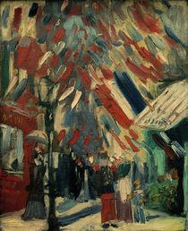 van Gogh, Le 14 Juillet von AKG  Images