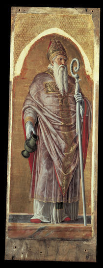 A.Mantegna, Hl.Prosdocimus by AKG  Images