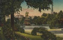 Frankfurt/Oder, Wilhelmplatz /Postkarte by AKG  Images