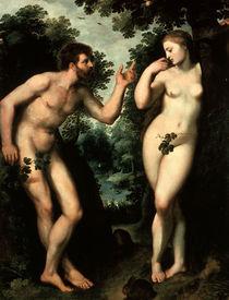 P.P. Rubens, Adam und Eva by AKG  Images