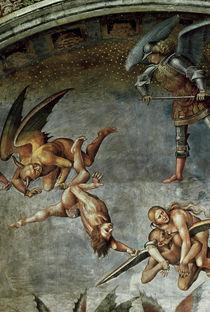 L.Signorelli, Die Vedammten, Ausschnitt von AKG  Images