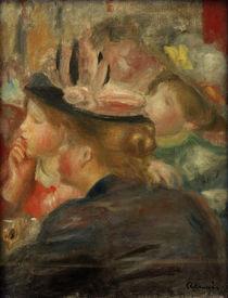 Auguste Renoir, Im Theater von AKG  Images
