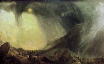 W.Turner, Schneesturm: Hannibal von AKG  Images