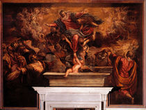 Tintoretto, Mariae Himmelfahrt by AKG  Images