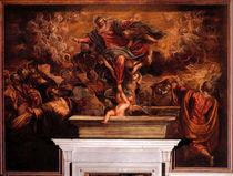 Tintoretto, Mariae Himmelfahrt von AKG  Images