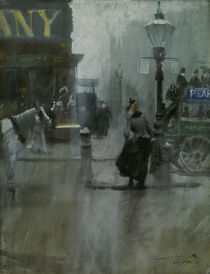 Anders Zorn, Impressions de Londres by AKG  Images