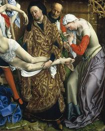 Rogier v.d.Weyden, Kreuzabnahme by AKG  Images