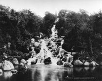 Berlin,Wasserfall im Viktoriapark/Levy by AKG  Images