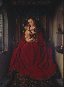 J. van Eyck, Madonna von Lucca von AKG  Images
