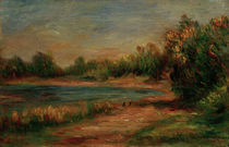 A.Renoir, Landschaft in Guernesey by AKG  Images