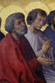 R.van der Weyden, Juengst.Gericht, Petrus von AKG  Images