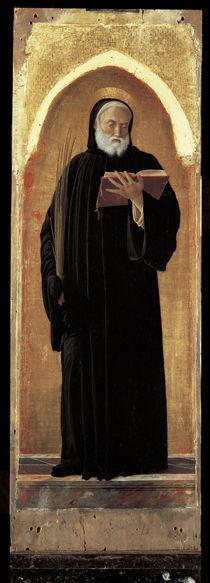 A.Mantegna, Hl.Benedikt von Nursia von AKG  Images