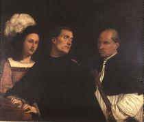 Tizian/ Das Konzert/ um 1510 von AKG  Images