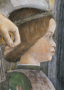Francesco II. Gonzaga / Mantegna by AKG  Images