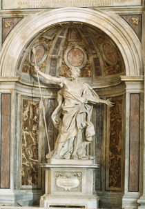 G.L.Bernini, H.Longinus by AKG  Images