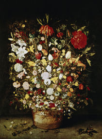 Jan Bruegel d.Ae./ Grosser Blumenstrauss by AKG  Images