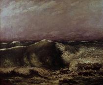 G.Courbet, Die Woge von AKG  Images