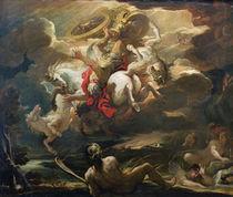 L.Giordano, Der Sturz des Phaeton by AKG  Images