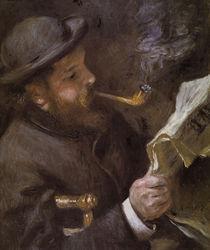 Monet, Claude / Gem. von Aug.Renoir by AKG  Images