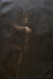 J.H.Fuessli, Der stuerzende Satan by AKG  Images