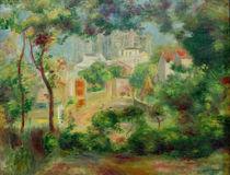 A.Renoir, Gaerten von Montmartre by AKG  Images