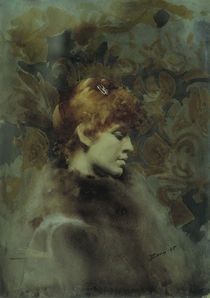Anders Zorn, Bildnis Miss Law by AKG  Images