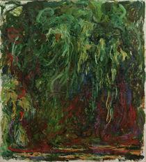 C.Monet, Trauerweide von AKG  Images