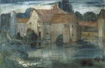E.Burne Jones, Die Wassermuehle von AKG  Images