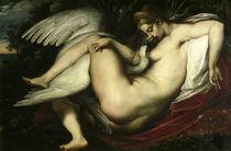 P.P.Rubens, Leda mit dem Schwan von AKG  Images