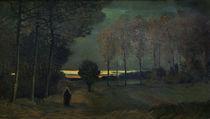 v.Gogh, Herbstlandschaft bei Abend von AKG  Images
