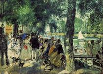 A.Renoir, Badende in der Seine by AKG  Images