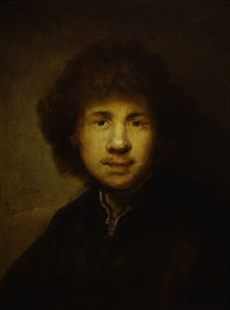 Rembrandt, Selbstbildnis 1630 by AKG  Images