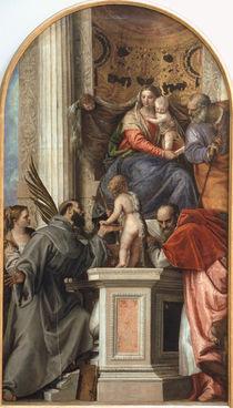 Veronese, Sacra Convesazione von AKG  Images