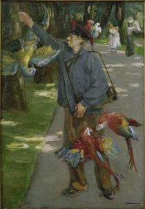 M.Liebermann, Der Papageienmann by AKG  Images