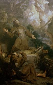P.P.Rubens, Stigmatisation Franziskus by AKG  Images