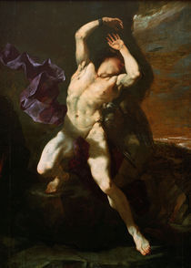 Luca Giordano, Prometheus by AKG  Images