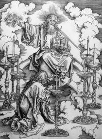 A.Duerer, Johannes erblickt Leuchter von AKG  Images