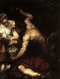 Veronese, Versuchung des Hl.Antonius von AKG  Images