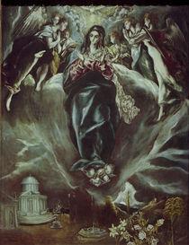 El Greco, Maria Immakulata by AKG  Images