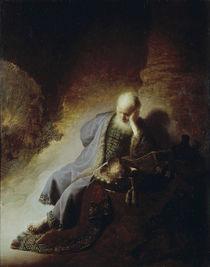 Rembrandt, Jeremias von AKG  Images