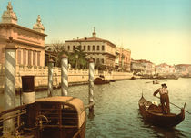 Venedig, Bacino S.Marco / Photochrom by AKG  Images