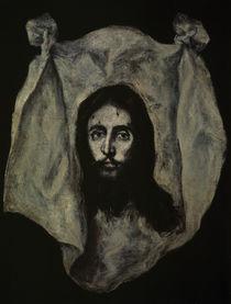 El Greco, Schweisstuch der Veronika by AKG  Images
